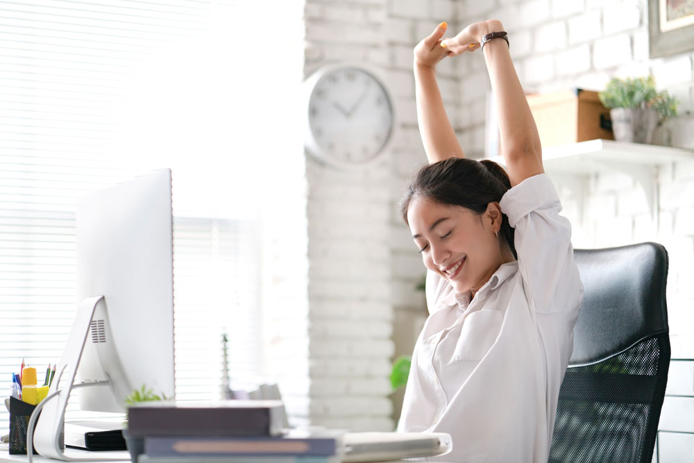 Office ergonomics - how to make your workspace work for you